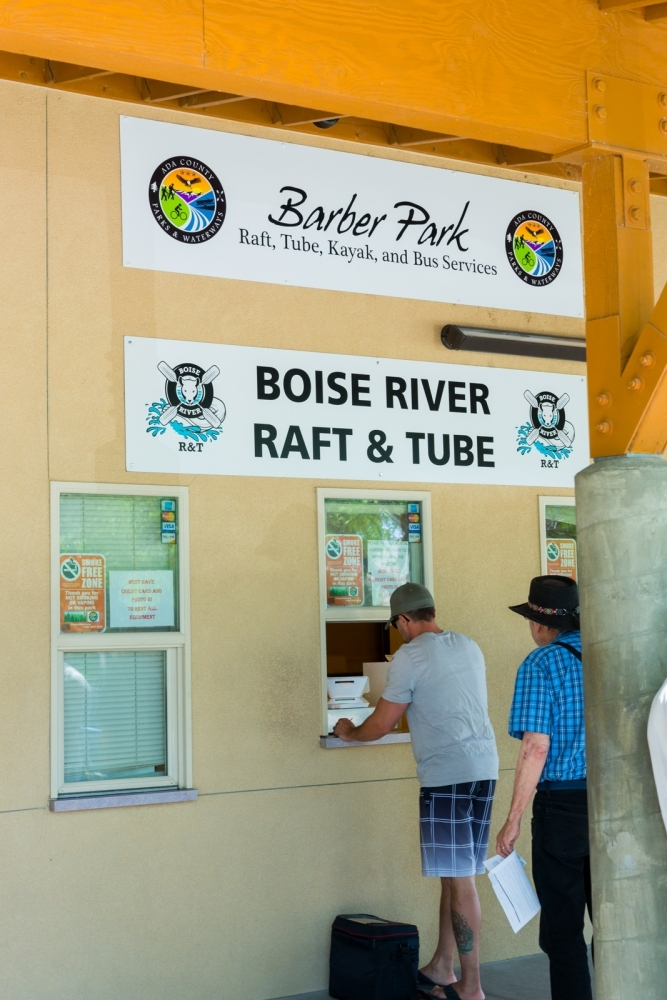 The Boise River Float - Boise, Idaho - That Adventure Life
