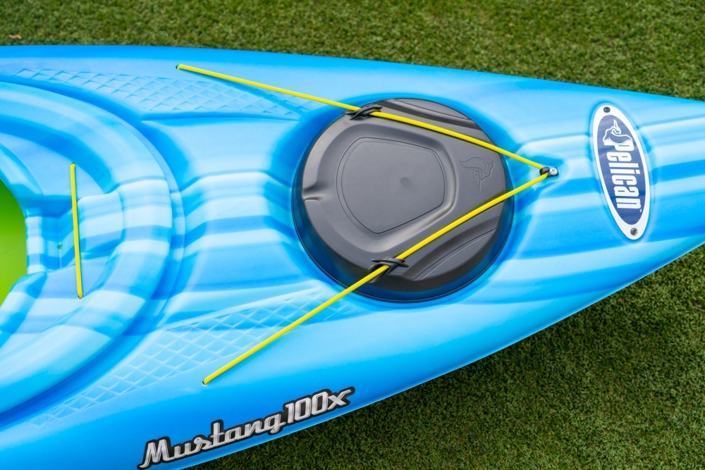 That Adventure Life Approved: Pelican Kayak-Mustang 100x - That